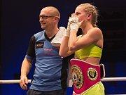 Boxerky Fabiana Bytyqi a Lucie Sedláčková získaly v Praze evropské pásy.