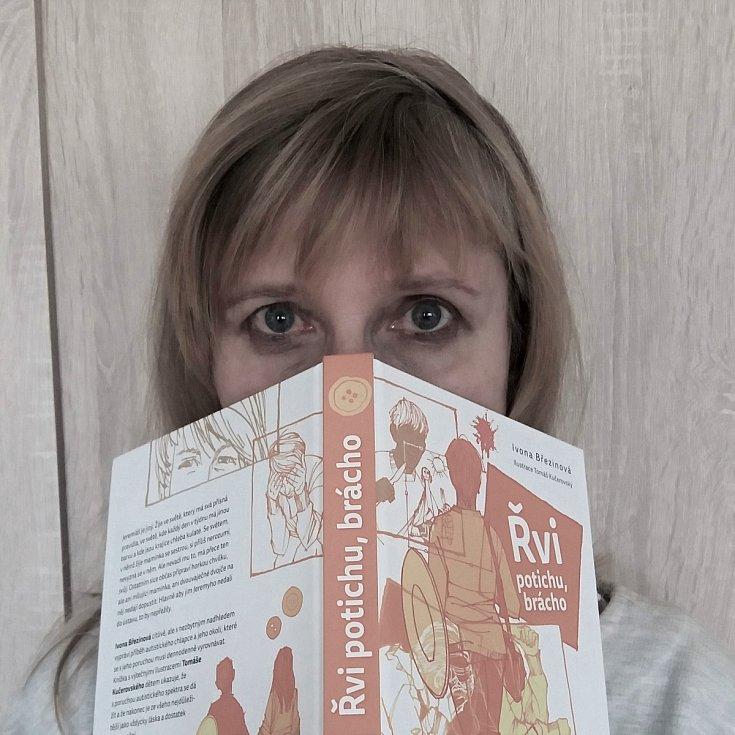 Ivona Březinová se nezaměřuje jen na klasické pohádky, ale láká ji i téma jinakosti.