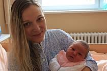 Viktorie Janovská se narodila v ústecké porodnici 1.6.2016 (15.45) Janě Janovské. Měřila 49 cm, vážila 3,42 kg.