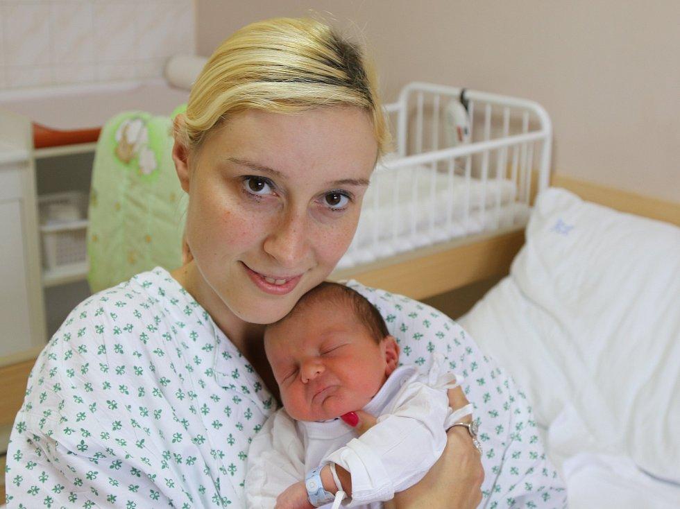 Jakub Feix se narodil Kláře Nikodýmové z Dubí 13. října v 18.12 hod. Měřil 50 cm, vážil 3,5 kg