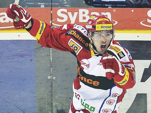 Útočník Miroslav Třetina, který si v loňské sezoně zahrál i extraligovou soutěž v dresu pražské Slavie, se stal novou posilou Ústeckých Lvů.