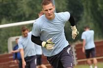 Hráči Army zahájili letní přípravu na nový ročník Fotbalové národní ligy.