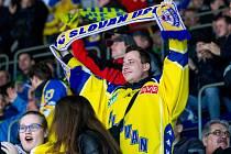 Ústečtí hokejisté se budou v domácích zápasech s Jihlavou spoléhat na podporu svých fanoušků.