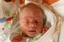 Marek Kindermann se narodil Michaele Drdové z Malečova 27. října ve 22.27 hod. Měřil 50 cm, vážil 3,03 kg