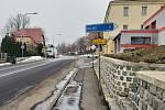 Obec Tisá. Archivní foto