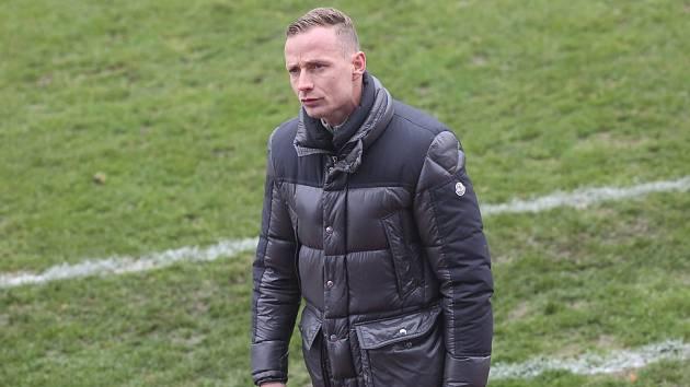 Trenér FK Ústí nad Labem Jiří Jarošík