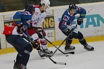 Hokejový zápas Ústí a Ostrava, Chance liga 2018/2019