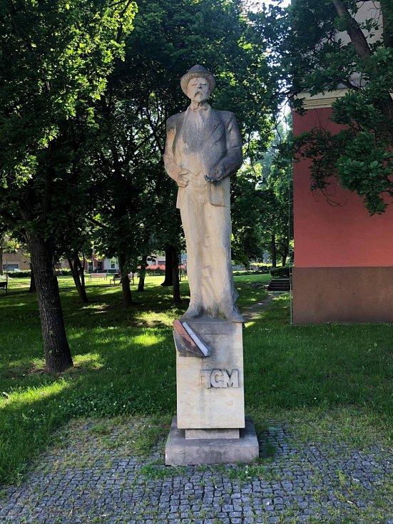 Víte, kde se nachází ústecký park T. G. Masaryka?