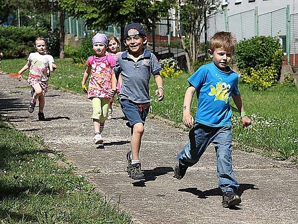 Předškoláci z Klíše se vybičovali k překvapivým  výkonům, a rodičům tak řádně provětrali peněženky.