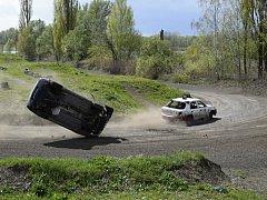 Prvním závodem odstartoval v sobotu v Chabařovicích čtvrtý ročník amatérského seriálu Autopoint cup v autocrossu.