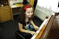 Ústecká klavíristka Renata Fričová
