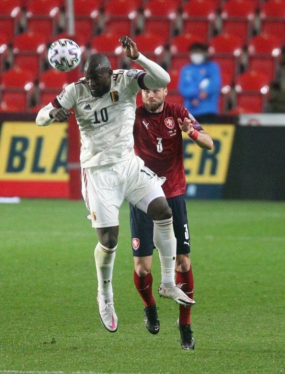 Kvalifikace na EURO, Česko vs. Belgie.