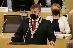 Hejtman Ústeckého kraje Jan Schiller (ANO).