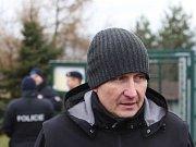Vedoucí odboru obecné kriminality Martin Charvát.