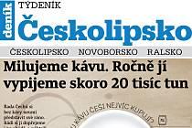Vychází nový Týdeník Českolipsko