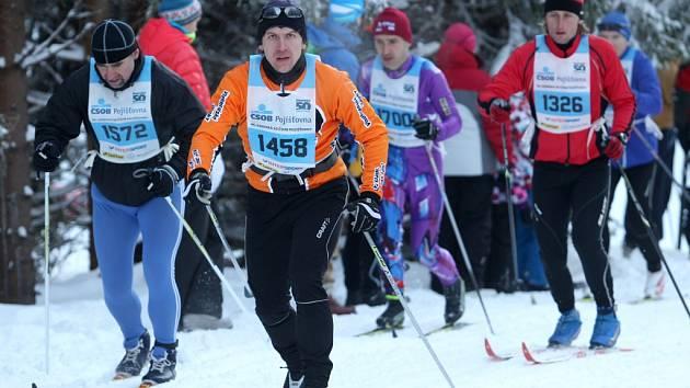 Jizerskou 50 mají ve svém kalendáři každý rok tisíce nadšených vyznavačů běžeckého lyžování.