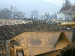 Stavba dálnice D8 pokračuje