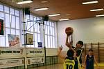 Basketbalisté Slunety Ústí n. L. v kategorii U13 vyhráli oba sobotní zápasy v Litoměřicích.