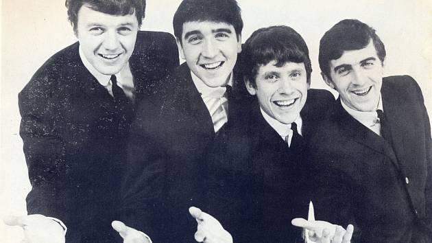 Liverpoolští beatmeni zkraje 60. let, když byl jejich hit Hippy Hippy Shake nový.