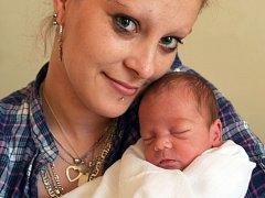 Josef Krejčík se narodil v teplické porodnici 20.4.2015 (13.57) mamince Janě Krejčíkové. Měřil 42 cm, vážil 1,67 kg.