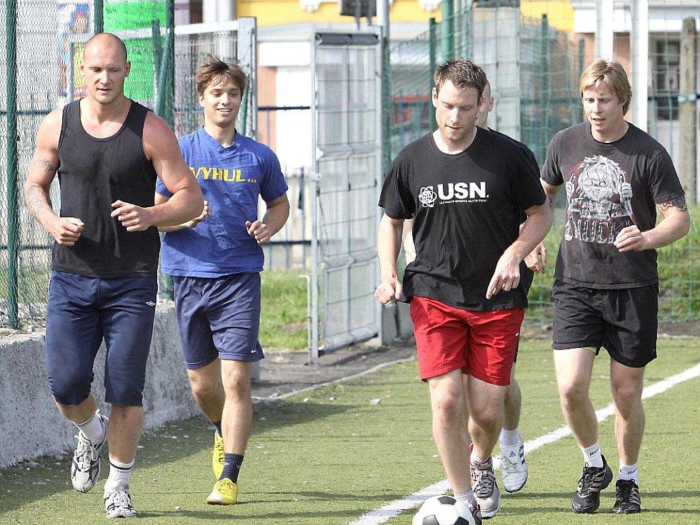 Hokejisté Ústeckých Lvů s žádostí o rozšíření extraligy neuspěli