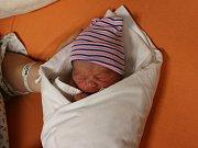 Filip Mašín se narodil Kateřině Mašínové z Ústí nad Labem 8. listopadu v 8.24 hod. Měřil 48 cm, vážil 2,45 kg