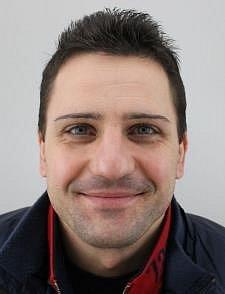 Pohřešovaný hasič Jaroslav Čermák.