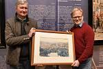 Peter Schicht daroval ústeckému muzeu několik rodinných památek