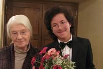 Absolutním vítězem 42. ročníku prestižní ústecké mezinárodní klavírní soutěže Pianoforte se stal třináctiletý Artyom Pak z Uzbekistánu.