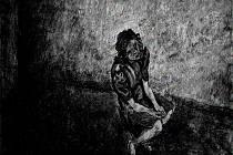 Gaisa na zemi je název obrazu Otto Pankoka.