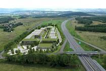 U Knínic staví nový vědecký park.