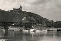 Parníky patřily především romantickým turistickým plavbám.