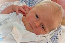 Adam Černý se narodil v ústecké porodnici 4.5.2015 (12.43) Lucii Černé. Měřil 48 cm, vážil 2,75 kg.