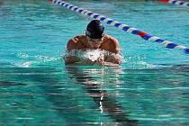 Ústecký plavec Petr Bartůněk uspěl na mítinku v Berlíně a postoupil do finále Světového poháru.
