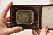 Daguerrotypie v ústeckém muzeu