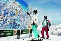 Lyžařské středisko v Tyrolsku Kals - Matrei (Grossglockner resort).