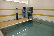 Malí plaváčci se na Severní Terase mohou těšit do nového bazénu.