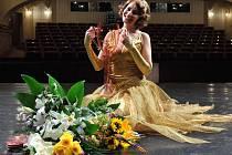 Ústecké divadlo zažilo nevídaný úspěch. V sobotu získalo dvě prestižní ceny Thálie. Jednu z nich na nedělním představení Funny Girl ukázala pyšná Monika Absolonová.