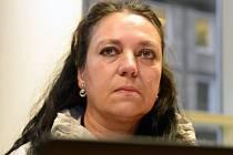 Před zemským soudem v porýnském městě Koblenc začalo hlavní líčení s Uwe R. a jeho partnerkou (na snímku). Německý pár loni v létě unesl několikatýdenní holčičku z Trmic. Soudní proces by mohl být uzavřen koncem ledna.