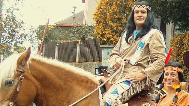 Indiánský den Karla Maye bude v sobotu 19. června odpoledne v Brné.