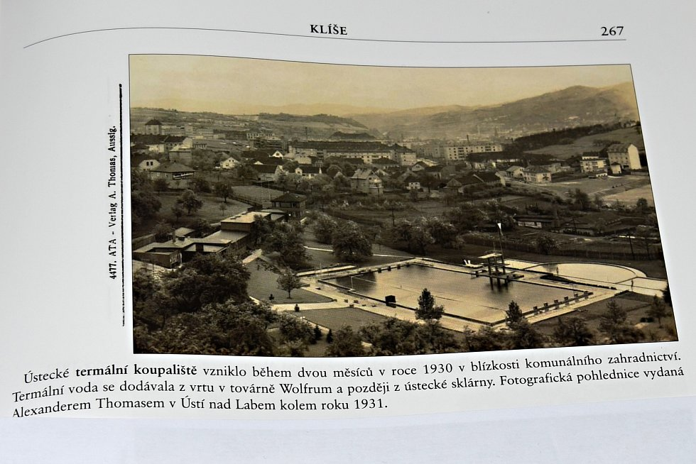 Po stopách starých pohlednic. Tentokrát Klíše 1906 - 2021.