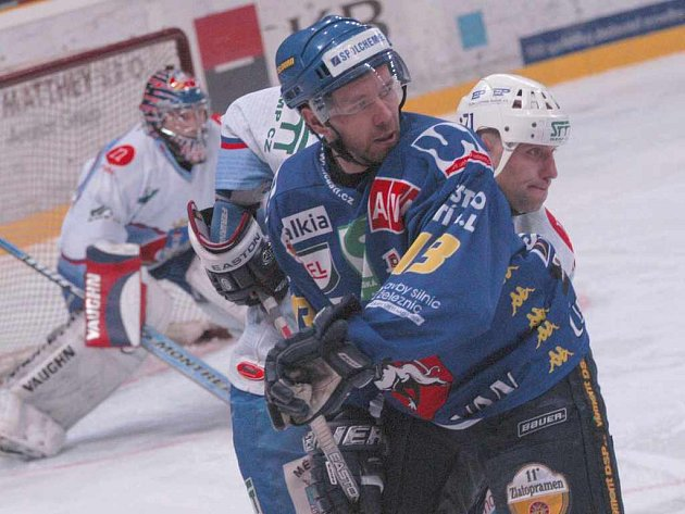 Hokejista Ladislav Slížek