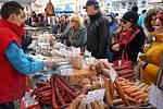 Severočeské farmářské trhy