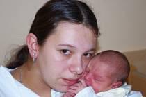 Tereza Hulserová, se narodila v ústecké porodnici dne 10. 1. 2014 (11.05) mamince Lindě Kindermannové, měřila 47 cm, vážila 3 kg.