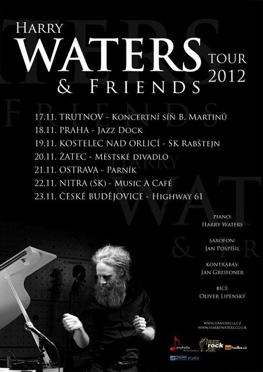 Plakát k tour 2012.