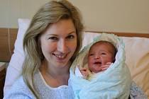 Aneta Antošová se narodila v ústecké porodnici 18. 5. 2017 (6.51) Soně Antošové. Měřila 50 cm, vážila 3,95 kg.