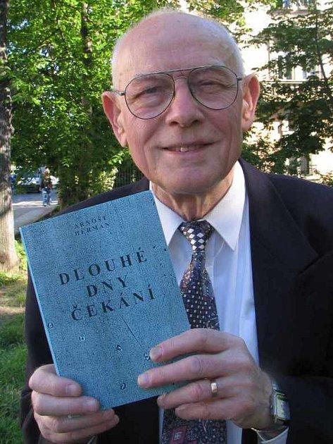 Spisovatel Arnošt Herman