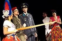 Loutkové divadlo Športniki nabídne Gagarina.