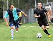 Fotogalerie ze zápasu krajského přeboru fotbalistů Brná-Kadaň.