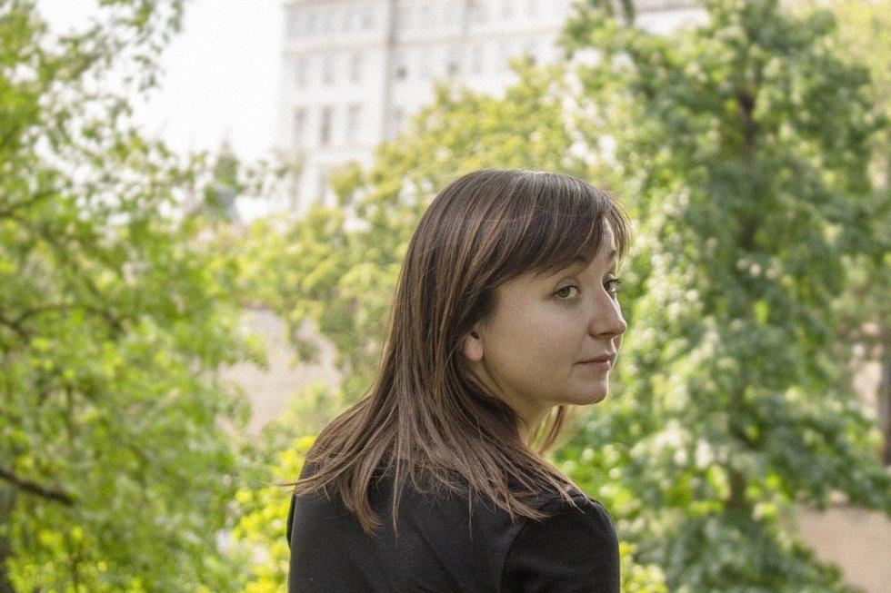 Herečka Zuzana Truplová